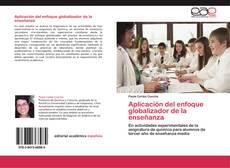Portada del libro de Aplicación del enfoque globalizador de la enseñanza