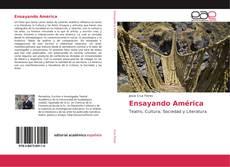 Bookcover of Ensayando América