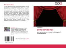 Buchcover von Entre bambalinas