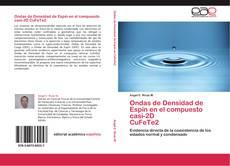 Buchcover von Ondas de Densidad de Espín en el compuesto casi-2D  CuFeTe2