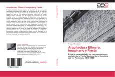 Copertina di Arquitectura Efímera, Imaginario y Fiesta