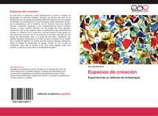 Capa do livro de Espacios de creación