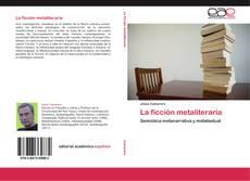 La ficción metaliteraria的封面