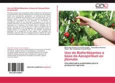 Portada del libro de Uso de Biofertilizantes a base de Azospirillum en jitomate