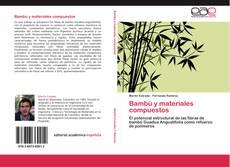 Portada del libro de Bambú y materiales compuestos