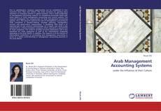 Arab Management Accounting Systems kitap kapağı