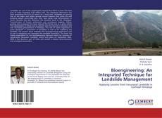 Обложка Bioengineering: An Integrated Technique for Landslide Management