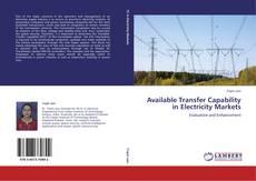 Portada del libro de Available Transfer Capability in Electricity Markets