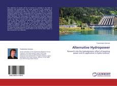 Bookcover of Alternative Hydropower