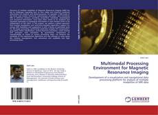 Bookcover of Multimodal Processing Environment for Magnetic Resonance Imaging