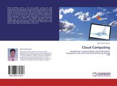 Cloud Computing kitap kapağı