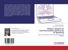 Portada del libro de Today's Impact on Communication System by IP Spoofing