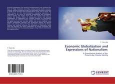 Couverture de Economic Globalization and Expressions of Nationalism: