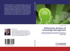 Portada del libro de Bibliometric Analysis of Knowledge Management