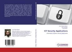 ICT Security Applications kitap kapağı