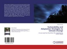 Vulnerability and Adaptation Strategies to Climate Change的封面