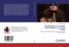 Buchcover von Christianity in a Secular State: Nigeria as a Case Study
