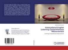 Portada del libro de International English Listening Comprehension Measurement