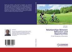 Borítókép a  Relationships Between Behaviors and Opportunities - hoz