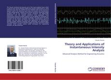 Couverture de Theory and Applications of Instantaneous Intensity Analysis