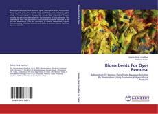Biosorbents For Dyes Removal kitap kapağı