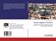Bookcover of Human Rights in Tourism