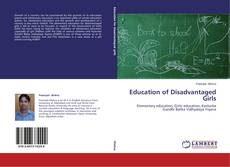 Buchcover von Education of Disadvantaged Girls