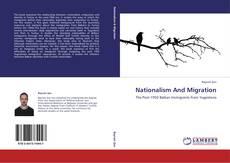 Обложка Nationalism And Migration