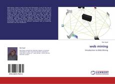 Bookcover of web mining