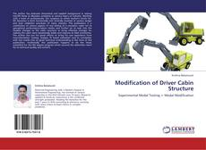 Bookcover of Modification of Driver Cabin Structure