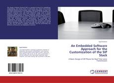 Обложка An Embedded Software Approach for the Customization of the SIP Stack