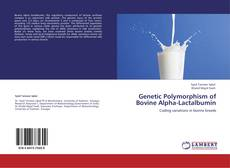Bookcover of Genetic Polymorphism of Bovine Alpha-Lactalbumin