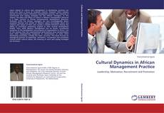 Bookcover of Cultural Dynamics in African Management Practice
