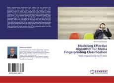 Couverture de Modelling Effective Algorithm for Media Fingerprinting Classification