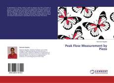 Bookcover of Peak Flow Measurement by Piezo