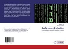 Portada del libro de Performance Evaluation