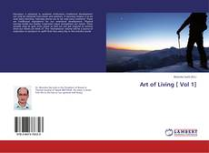 Art of Living [ Vol 1] kitap kapağı