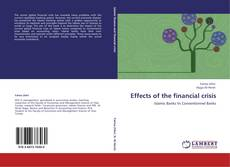 Bookcover of Effects of the financial crisis