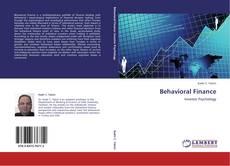 Behavioral Finance kitap kapağı