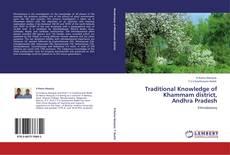 Capa do livro de Traditional Knowledge of  Khammam district,  Andhra Pradesh