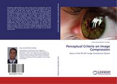 Capa do livro de Perceptual Criteria on Image Compression