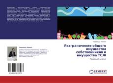 Bookcover of Разграничение общего имущества собственников и имущества ТСЖ