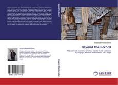 Buchcover von Beyond the Record