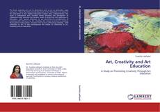 Couverture de Art, Creativity and Art Education