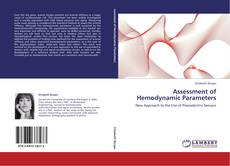 Bookcover of Assessment of Hemodynamic Parameters