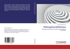 Bookcover of Philosophical Reflections