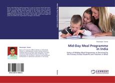 Portada del libro de Mid-Day Meal Programme in India