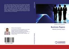 Bookcover of Business Papers