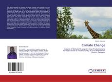Couverture de Climate Change
