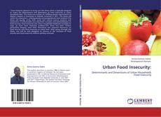 Bookcover of Urban Food Insecurity: